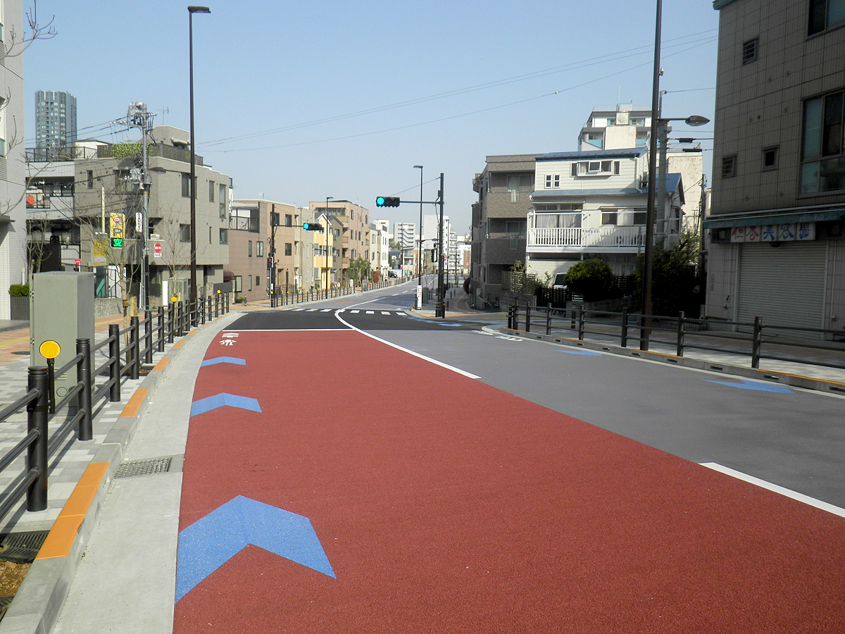 工事35号 都市計画道路補助第173号線道路整備工事(その4)